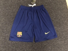 2019 2020 Barcelona Royal Blue 19 20 Soccer shorts Football Pants