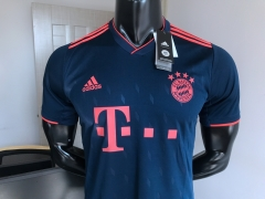 19 20 Bayern Munchen Third Soccer Jersey 2019-2020 Football shirts
