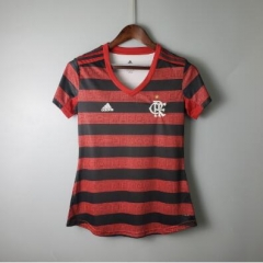 2019 2020 Flamengo home womens soccer jersey football shirts