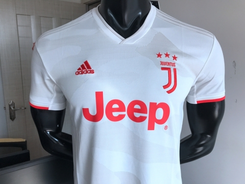 19 20 Juventus Away Soccer Jersey 2019-2020 Football shirts
