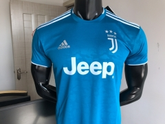 2019 2020 Juventus third 19-20  soccer jersey football shirts