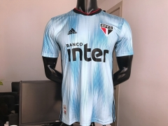2019 2020 Sao paulo Third 19 20 Soccer Jersey Football shirts