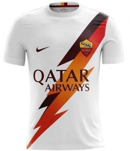 2019 2020 Roma ROME Away Soccer Jersey 19 20 Football shirts