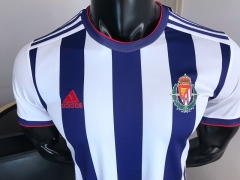 2019 2020 Valladolid Real VALLECANO Home Soccer Jersey 19 20 Football shirts