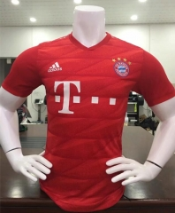 2019 2020 Bayern Munchen home  Player version Soccer Jersey 19 20 Football shirts