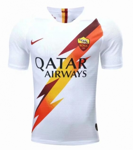 2019 2020 Roma away Rome Player version Soccer Jersey 19 20 Football shirts