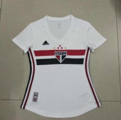 2019 2020 Sao paulo home women Soccer Jersey football shirts
