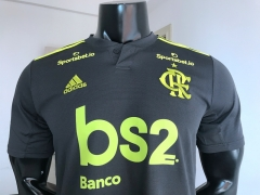 2019 2020 Flamengo third jersey new sponsor