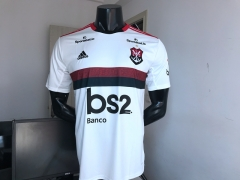 2019 2020 Flamengo away  jersey new sponsor