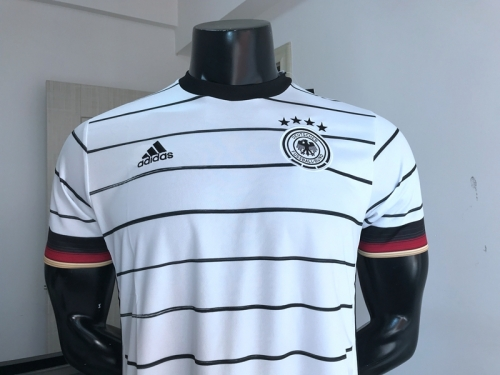 2020 European Cup Germany home Soccer jersey football shirts