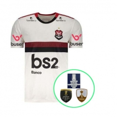 19-20 Flamengo away soccer jersey Final version