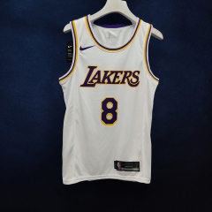 2019 Los Angeles Lakers Kobe Bryant 8 Adult Fan Edition NBA Basketball Jersey