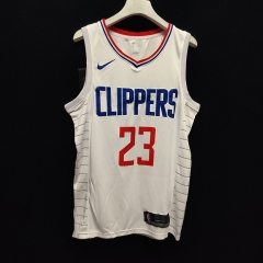 2019 Los Angeles Clippers Lou Williams 23 Adult Fan Edition NBA Basketball Jersey