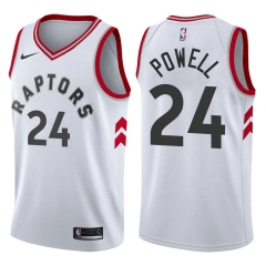 2019 Toronto Raptors Norman Powell 24 Adult Fan Edition NBA Basketball Jersey