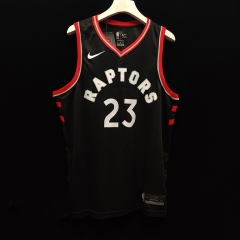 2019 Toronto Raptors Fred VanVleet 23 Adult Fan Edition NBA Basketball Jersey