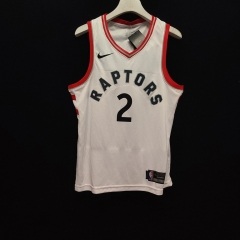 2019 Toronto Raptors Kawhi Leonard 2 Adult Fan Edition NBA Basketball Jersey