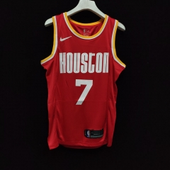 2019 Houston Rockets Lester Conner 7 Adult Fan Edition NBA Basketball Jersey