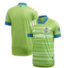 Men's Seattle Sounders FC Green 2020 Forever Green Football Jersey