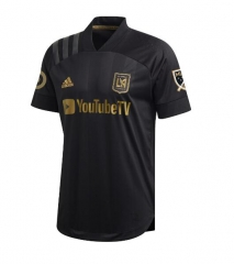 Men's LAFC Black 2020 Primary Authentic Jersey