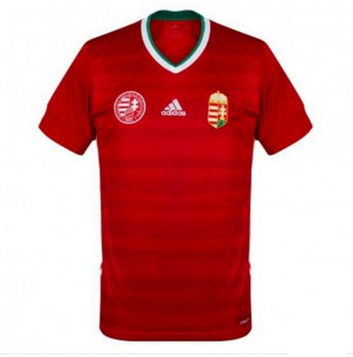 Hungary Home Shirt 2020-2021 (no name number-custom name number)