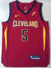 2019 Cleveland Cavaliers Marques Bolden 5 Adult Fan Edition NBA Basketball Jersey