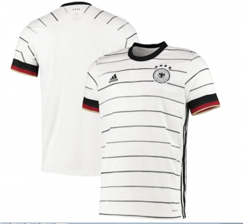 2020 Deutschland Heimtrikot custom name number