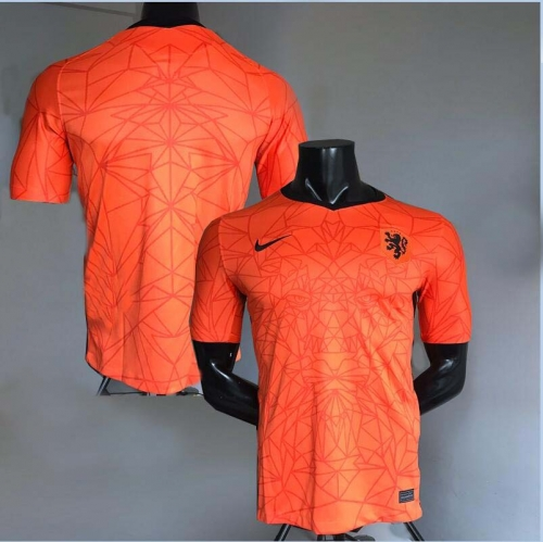 New Netherlands HOME soccer Jersey  2020 European Cup Men's Jersey