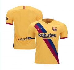 2019 2020 Barcelona AWAY soccer Jersey   (You can customize name and number +  patch