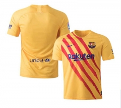 2019 2020 Barcelona 4th Vapor Match Jersey   (You can customize name and number + patch