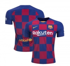 2019 2020 Barcelona Home soccer Jersey   (You can customize name and number +  patch