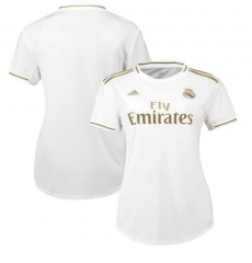 2019 2020 Real Madrid home Sports FIFA Women's Football Jersey  (You can customize name and number +  patch )