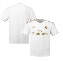 2019 2020 Real Madrid home Sports FIFA Men's Football Jersey   (You can customize name and number +  patch )