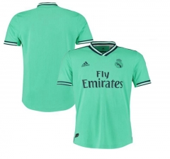 2019 2020 Real Madrid 3RD Sports FIFA Men's Football Jersey (You can customize name and number +  patch )