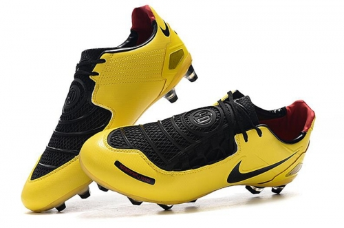 Mens Soccer Cleats Football Shoes T90 Laser I SE FG