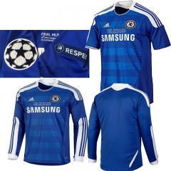 11 12 Chelsea Retro Soccer Jersey Lampard Torres Drogba 11 12 Final Terry David Luiz MATA Football Shirts Camiseta Ramirez