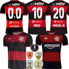 2020 2021 flamengo HOME Soccer Jerseys