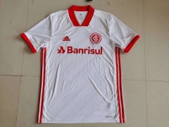 2020 2021 Sport Club Internacional AWAY WHITE  soccer jersey