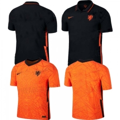 2020 EURO Netherlands HOME away football JERSEY BY men's jersey (customizable name number patch)