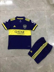 2020-21 Boca Juniors home jersey (customizable name and number)