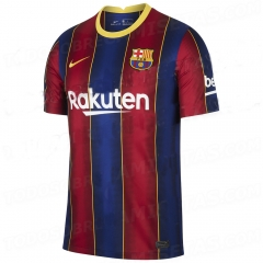 2020-21 FC Barcelona jersey (customizable name)