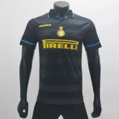 Inter Milan 19971998 Third Retro Soccer Jerseys(customizable number name)