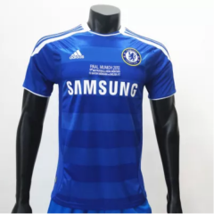 Chelsea 2011/2012 Home Retro Soccer Jerseys(customizable number name)