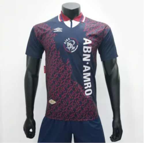Ajax 1994/1995 Away Retro Soccer Jerseys(customizable number name)