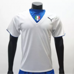 Italy 2006 Away Retro Soccer Jerseys(customizable number name)