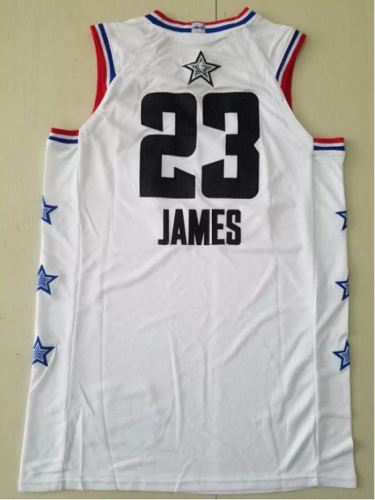 LeBron James 2019 All Star Basketball Jersey