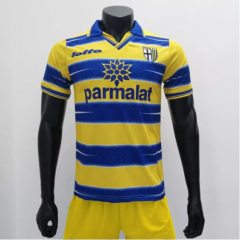 Parma 1998/1999 home vintage jersey (customizable number name)