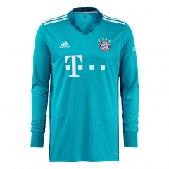 2020 2021 Bayern Munich home goalkeeper goalkeeper version football jersey