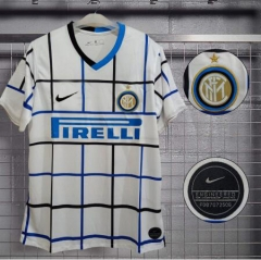2020 2021 Inter Milan away  Player version Soccer Jersey 20 21 Football shirts