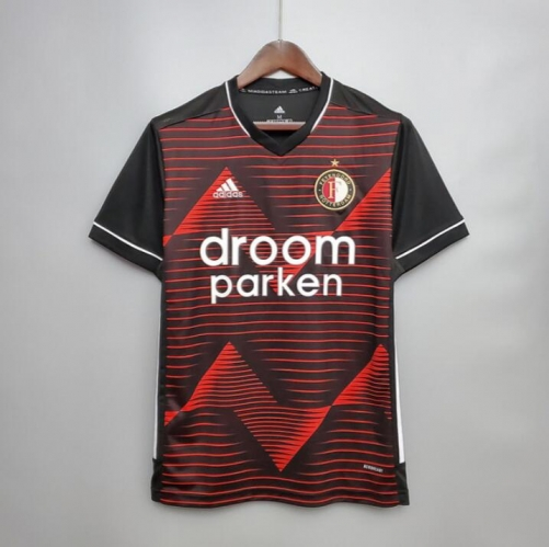 2020-21 Feyenoord home jersey football jersey