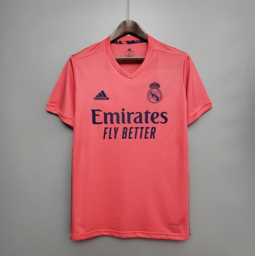 Real Madrid 2020/21 Real Madrid Away jersey (number name can be customized)